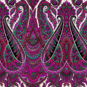Paisley Sublime ~ The Cheshire Cat