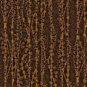 klimt_vines_earthen gold