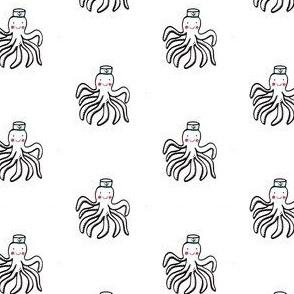 Hello Sailor Octopus