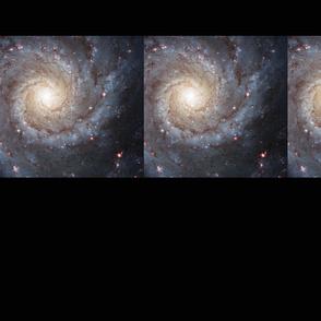 Messier 74 Dice Bag Fabric