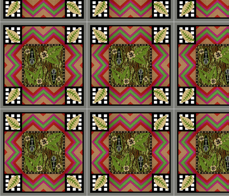 african scarf fabric by paragonstudios on Spoonflower - custom fabric