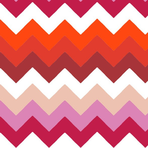 chevron_double_rouge_rose_M