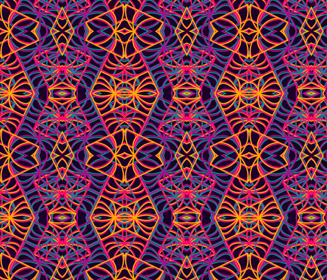 marzlene_beauty_2574 fabric by marzlene'z_eye_candy on Spoonflower - custom fabric