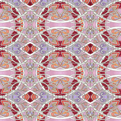 Floating By My Porthole fabric by edsel2084 on Spoonflower - custom fabric