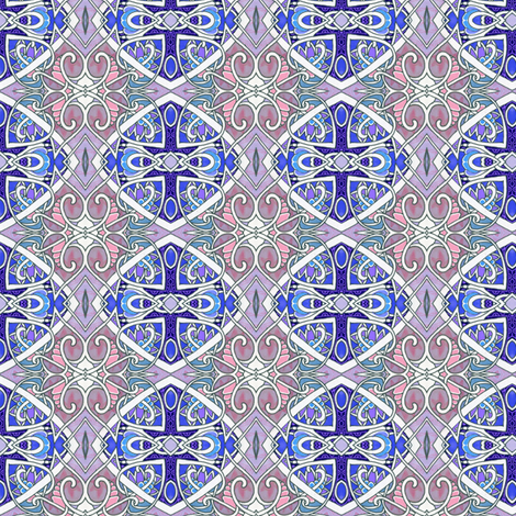 Like a Knight in Tarnished Armor (medieval theme diagonal check) fabric by edsel2084 on Spoonflower - custom fabric