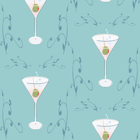 martini fabric by krs_expressions on Spoonflower - custom fabric