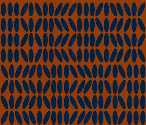 Kenya rust fabric by sheila_marie_delgado on Spoonflower - custom fabric