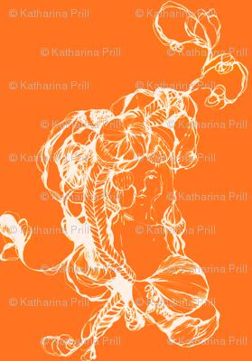 Celine in Orange