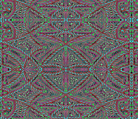 Renaissance 4. fabric by roxanainba on Spoonflower - custom fabric