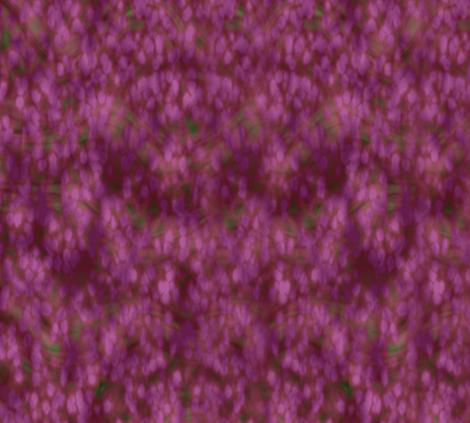 Sakurama - Flower Field fabric by bonnie_phantasm on Spoonflower - custom fabric