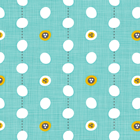 Dots fabric by zesti on Spoonflower - custom fabric