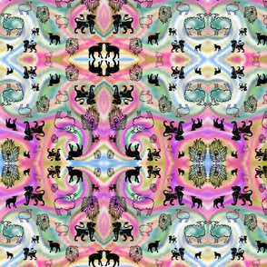 March Kaleidoscope