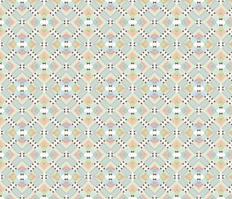 Lollipops and Rainbows fabric by ravynscache on Spoonflower - custom fabric