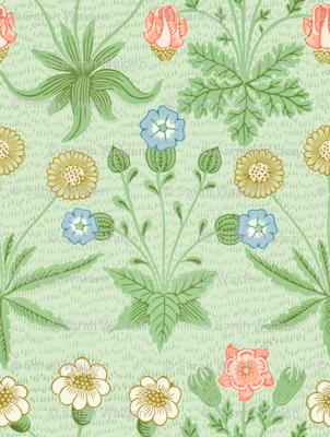 William Morris ~ Daisy ~ Original Colors