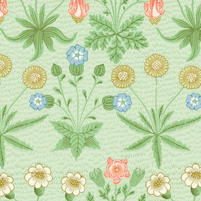 William Morris ~ Daisy ~ Original Colors