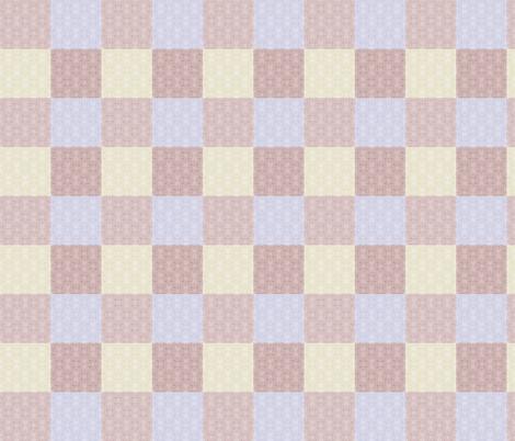 Nanna's blanket fabric by delsie on Spoonflower - custom fabric