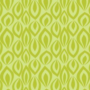 Leafyrific-chartreuse on lime