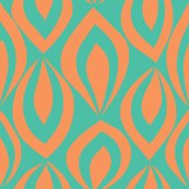 Rrleafy_background-orange_on_turq-01_shop_thumb