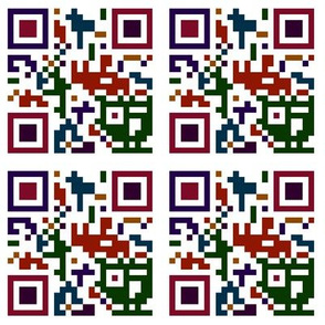 Colorful QR Code