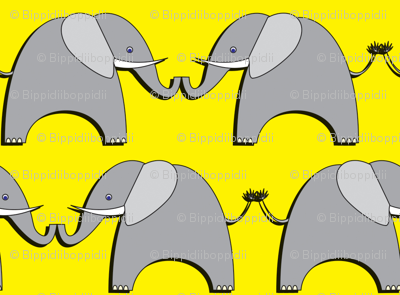 Ellifriends - yellow