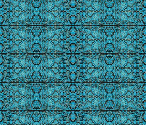 Transylvanian_blue fabric by sandor_sipos on Spoonflower - custom fabric