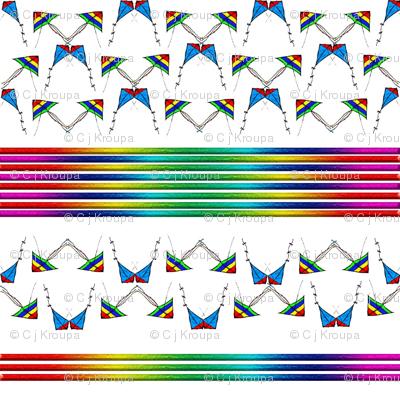 Kites and Rainbows