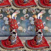 Claude Monet: La Japonaise