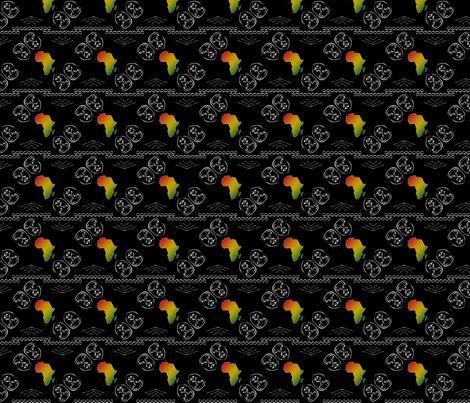 africana fabric by fayolaonline on Spoonflower - custom fabric