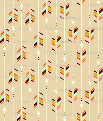 Small Arrows: Sand