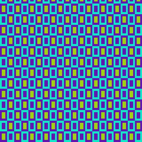 Kolonaki Boxes - Evening fabric by siya on Spoonflower - custom fabric