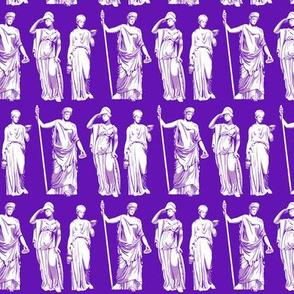 Kolonaki Goddess - Violet