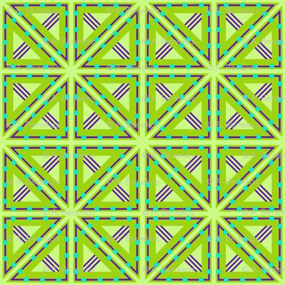Kolonaki Triangles - Evening