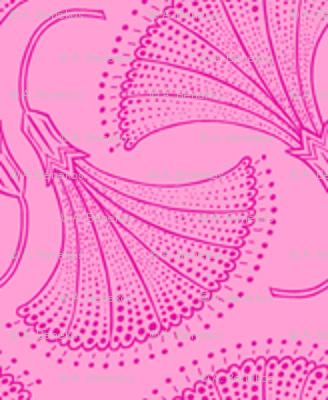 Kolonaki Morning Glory - Pink