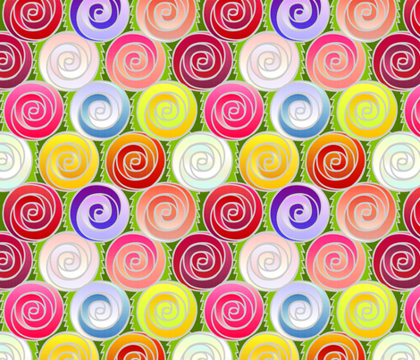 roses_are_not_red fabric by glimmericks on Spoonflower - custom fabric