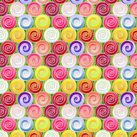 roses_are_not_red - small fabric by glimmericks on Spoonflower - custom fabric