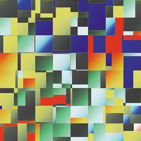 Confetti 4 fabric by animotaxis on Spoonflower - custom fabric