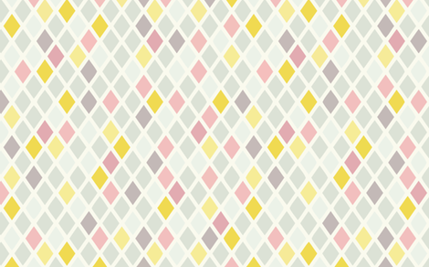 harlequin fabric by myracle on Spoonflower - custom fabric