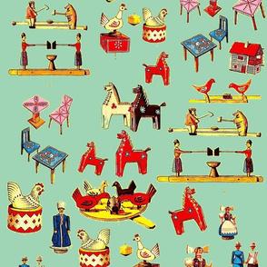 Bavarian Wooden Toys