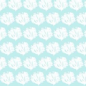 Seaweed Love (lt aqua)