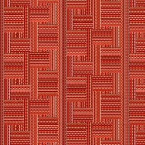 Multi Interstripe - Red