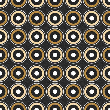 All waterholes are salty (African) by Su_G  fabric by su_g on Spoonflower - custom fabric