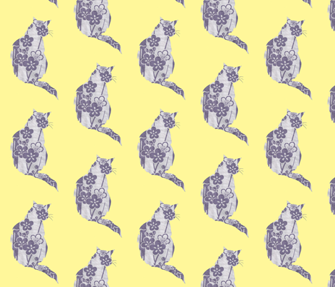 Japanese Willow fabric by sweetie_netts on Spoonflower - custom fabric
