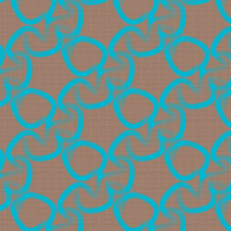 Rrturquoise_on_brown_webbing_on_jigsaw_made_seamless_shop_preview