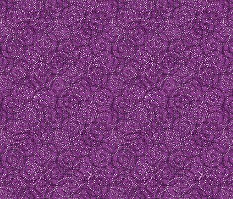 gypsy_swirls_violet fabric by glimmericks on Spoonflower - custom fabric