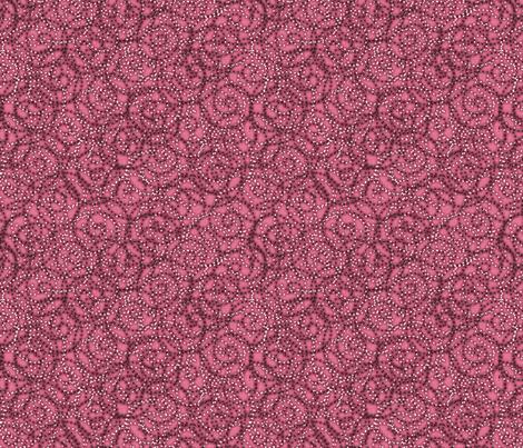 gypsy_swirls_rose fabric by glimmericks on Spoonflower - custom fabric