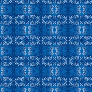 Mille Fleur Bleu