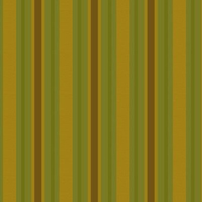 Green Stripes Country Prim