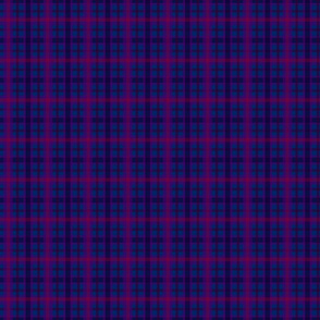 Country Prim Plaid in Navy