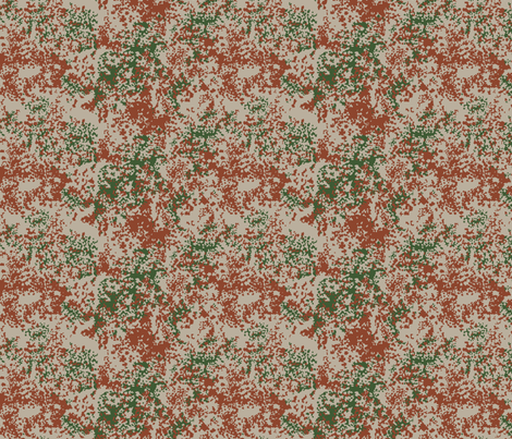 1/6 Scale M84 Danish Desert Flecktarn Camo fabric by ricraynor on Spoonflower - custom fabric