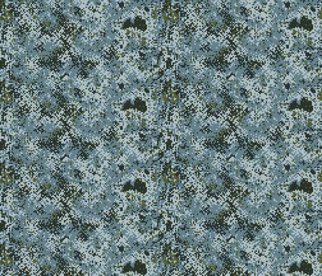 Sixth Scale Latvian Urban Digital Camo fabric by ricraynor on Spoonflower - custom fabric